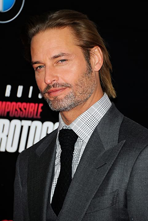 Josh Holloway at an event for Mission: Impossible - Ghost Protocol (2011)