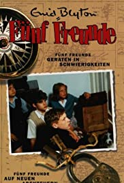 Five Get into Trouble Poster
