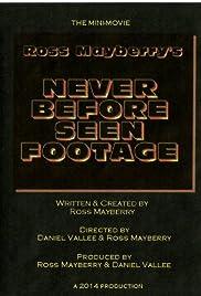 A Mini Movie Poster