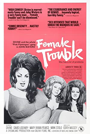 Female Trouble poster