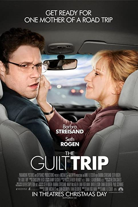 Barbra Streisand and Seth Rogen in The Guilt Trip (2012)