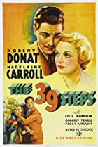 The 39 Steps (1935) Poster