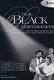 That's Black Entertainment: Westerns Poster