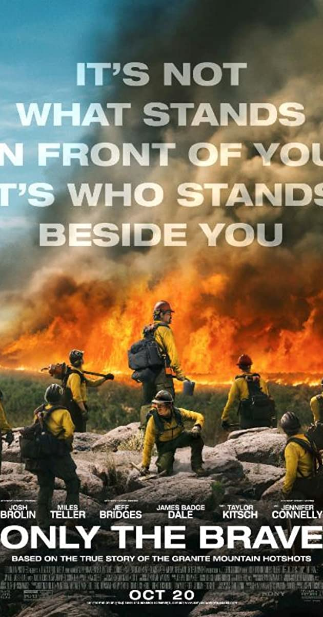 Tramdantys ugnį / Only The Brave (2017) Online