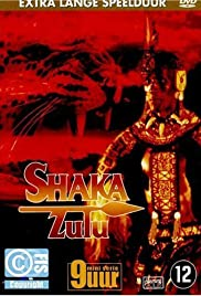 Shaka Zulu Poster - TV Show Forum, Cast, Reviews