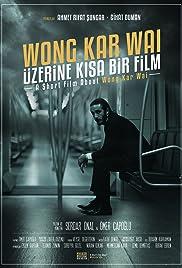 Wong Kar Wai Üzerine Kisa Bir Film Poster