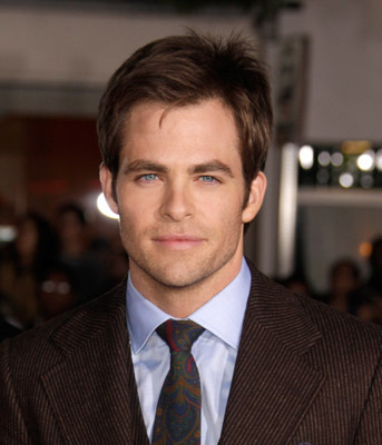 Chris Pine at Unstoppable (2010)