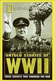 Untold Stories of World War II Poster