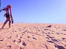 Sabrina Parisi Sexy Hollywood Kiteboarder - Kitesurfing