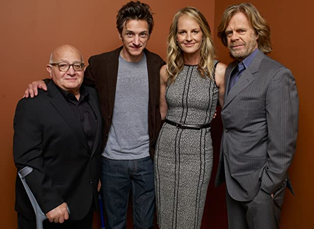Helen Hunt, William H. Macy, John Hawkes, and Ben Lewin at The Sessions (2012)