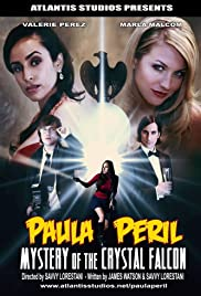 Paula Peril: Mystery of the Crystal Falcon Poster