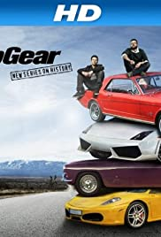 Top Gear USA Poster - TV Show Forum, Cast, Reviews