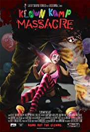 Klown Kamp Massacre Poster