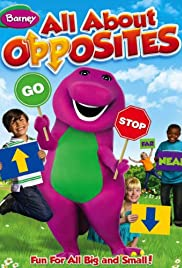 Barney: All About Opposites Poster