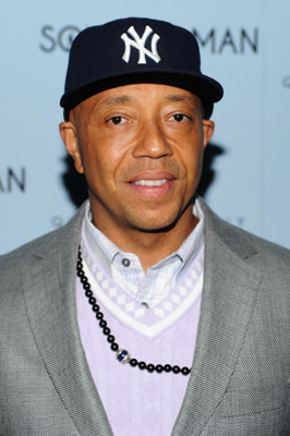 Russell Simmons at an event for Solitary Man (2009)