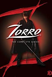 Zorro Poster - TV Show Forum, Cast, Reviews