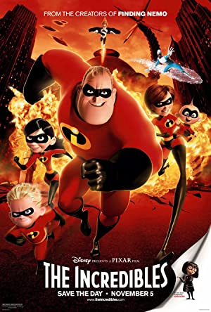The Incredibles (2004) Download on Vidmate