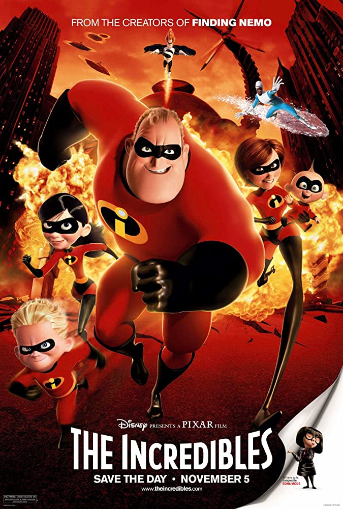 Download The Incredibles DVD-R Oficial NTSC (2004) Torrent