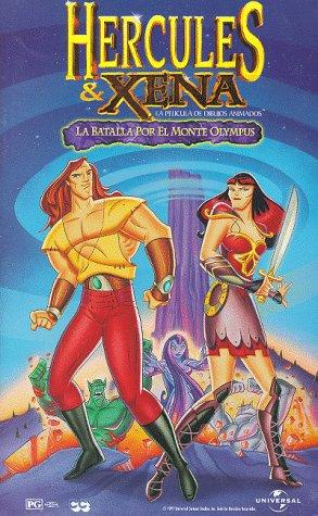 Hercules and Xena – The Battle for Mount Olympus (1998)