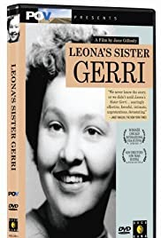 Leona's Sister Gerri Poster
