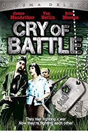 Cry of Battle Poster