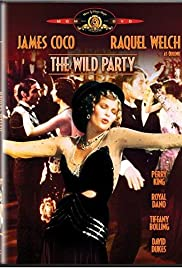 The Wild Party Poster
