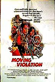 Moving Violation Poster