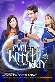 Every Witch Way Poster - TV Show Forum, Cast, Reviews