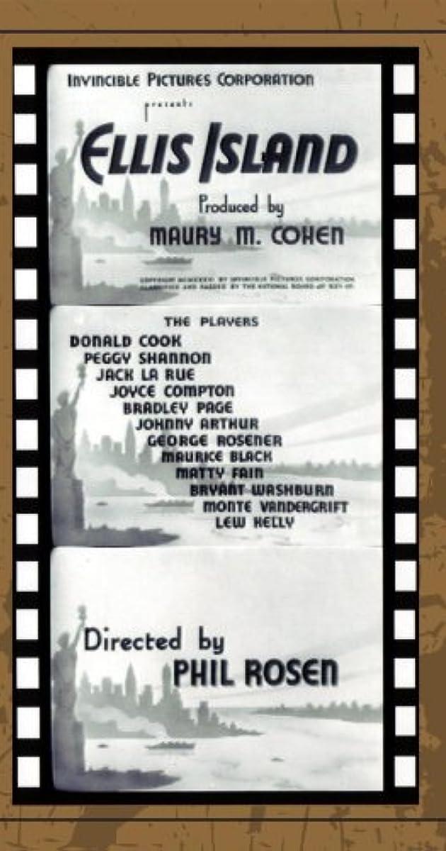 ellis island 1936 imdb