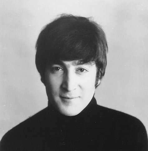 John Lennon in A Hard Day's Night (1964)
