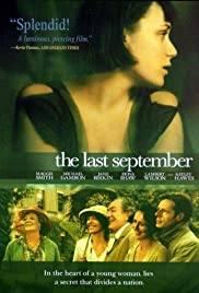 The Last September (1999) Poster - Movie Forum, Cast, Reviews