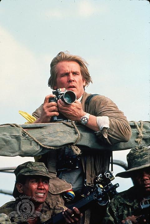 Nick Nolte in Under Fire (1983)