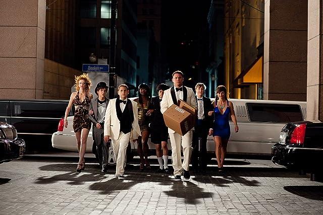 Channing Tatum and Jonah Hill in 21 Jump Street (2012)