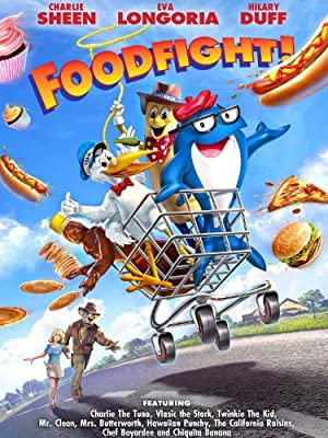 Poster Foodfight!
