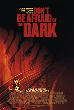 Poster Don't Be Afraid of the Dark