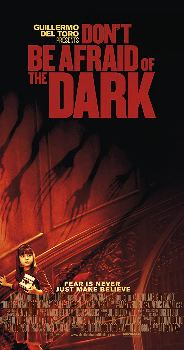 Nebijok tamsos / Dont Be Afraid of the Dark (2010) Online