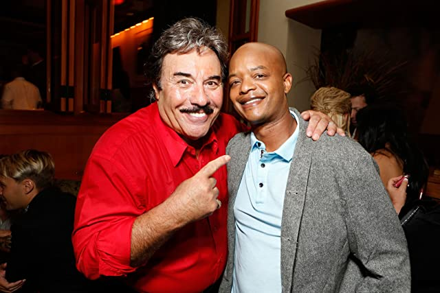 Todd Bridges and Tony Orlando at That's My Boy (2012)