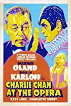 Image of Charlie Chan at the Opera