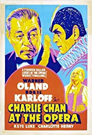 Charlie Chan at the Opera (1936) Poster - Movie Forum, Cast, Reviews