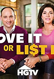 Love It or List It Poster