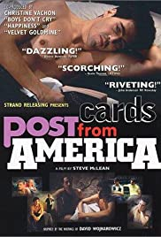Postcards from America (1994) Poster - Movie Forum, Cast, Reviews