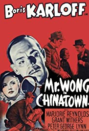 Mr. Wong in Chinatown Poster