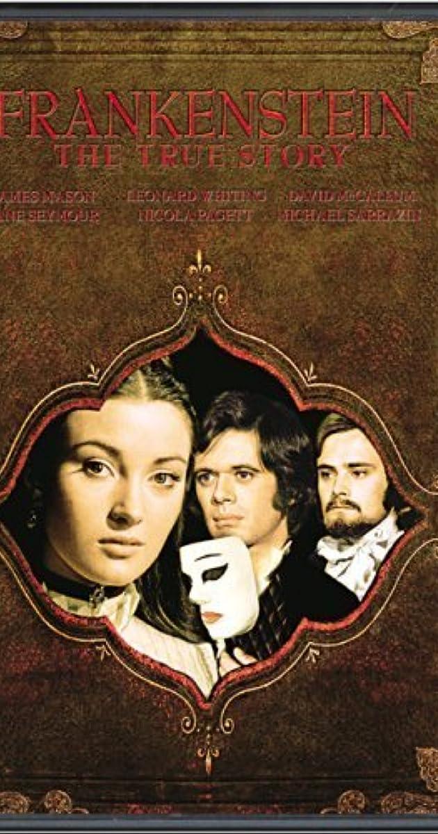 True Story Magazine Subscription: Frankenstein: The True Story (TV Movie 1973)
