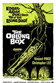 The Oblong Box Poster