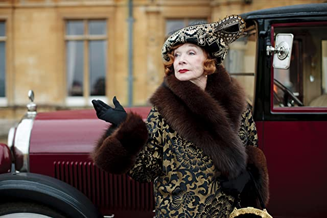 Shirley MacLaine in Downton Abbey (2010)