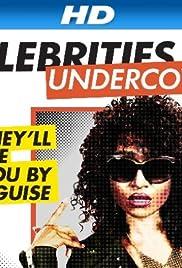 Celebrities Undercover Poster