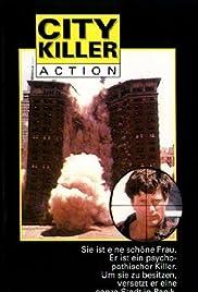 City Killer Poster