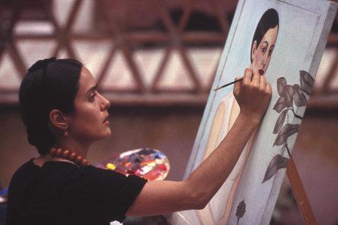 Salma Hayek in Frida (2002)
