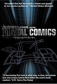 Adventures Into Digital Comics Poster