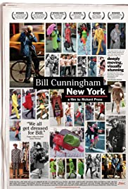 Bill Cunningham New York (2010) Poster - Movie Forum, Cast, Reviews